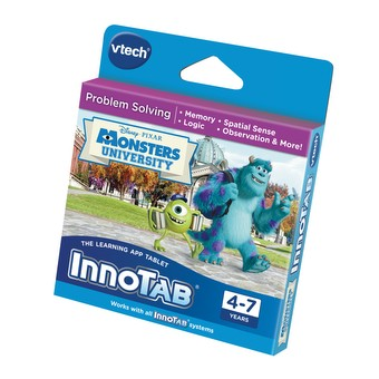 InnoTab Software - Monsters University